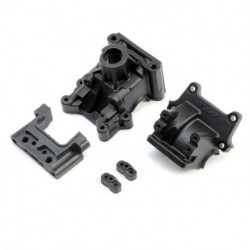 Front Gear Box: 8X