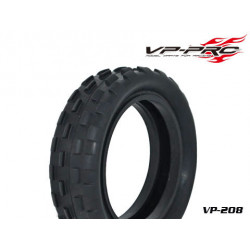 1/10 4x2 Front tyre for carpet (2)