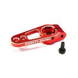 25T Aluminium servo horn Red