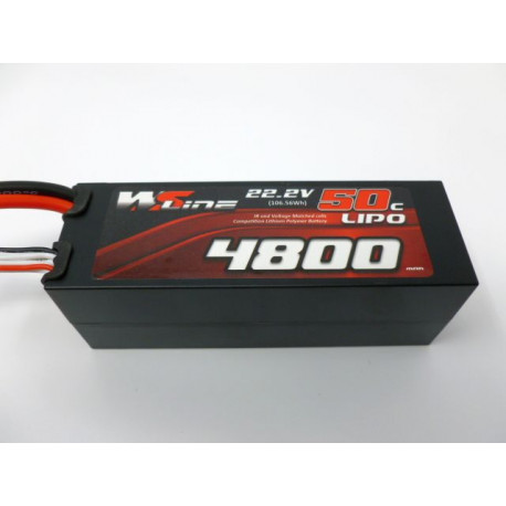 Lipo WSLine 4800mAh 6S 50C EC5