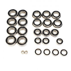 TLR 8ight X Waterproof ABEC5 bearing set