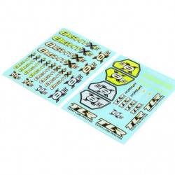 8XE - Sticker Sheet 8IGHT-XE