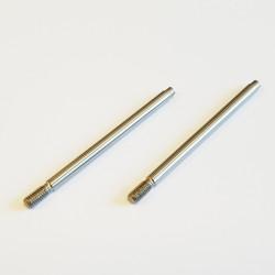 Tige Amortisseur Av 57x3.5mm Acier S2 (2)