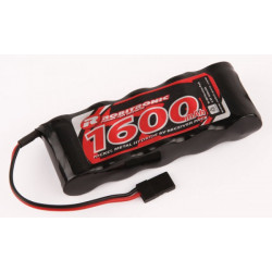 NiMH Battery 1600mAh 5 cells 2/3A for RX
