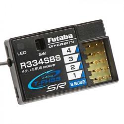 FUTABA R334SBS