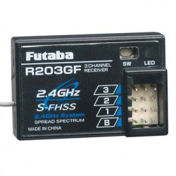 FUTABA R203GF