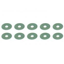 Cales 3.6x12x0.2mm (10pcs)