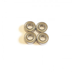 Competition 5x11x4mm Ball Bearing (Metal Case)(4PC)
