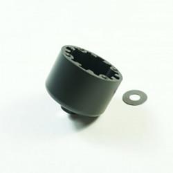 S35 - Carter de diff aluminium