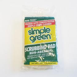 Simple green Scrubbing pad