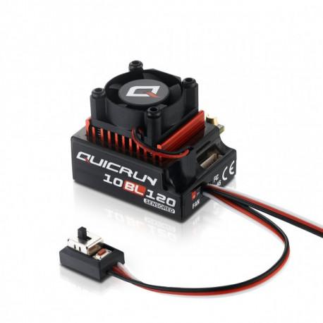 QuicRun 10BL120 120A Sensored ESC
