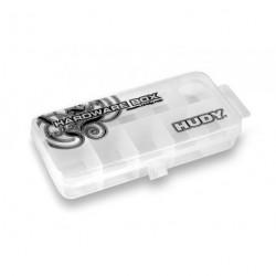 Boîte de rangement 10 compart. - Large
