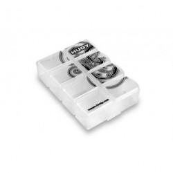 Boîte de rangement 8 compart. - Petite