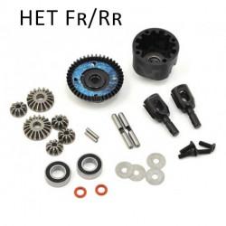 S35-3/4 - Diff Av/Ar HET complet Big Bore