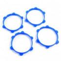 Gluing rings